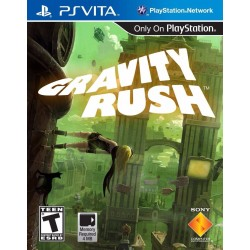 Gravity Rush Ps Vita Psn Cdkey