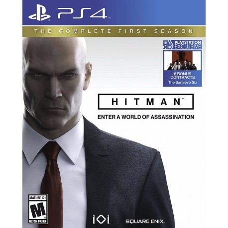 Hitman 2016 The Full Experience Ps4 Digital