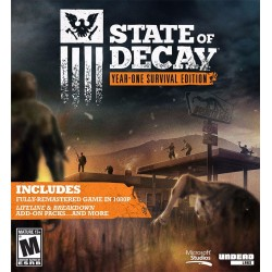 State Of Decay Year One Survival Edition Pc Original Español