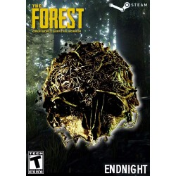 The Forest Pc Original Steam Gift