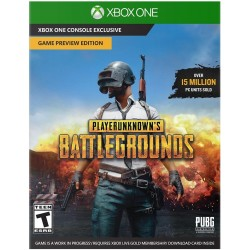 Playerunknown's Battlegrounds Xbox One Cdkey Codigo Original