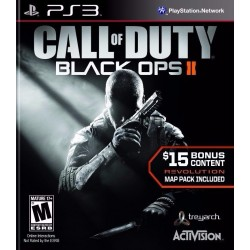 Call Of Duty Black Ops 2 ll + Mapa Ps3 Digital