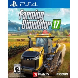 Farming Simulator 17 2017 Ps4 Digital