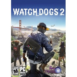 Watch Dogs 2 Pc Original Uplay CDkey