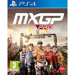 Mxgp 3 Mxgp3 Official Motocross Ps4  Original