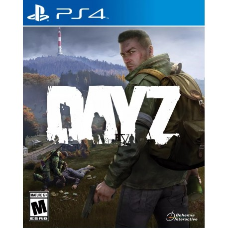 Dayz Juego Zombies Ps4