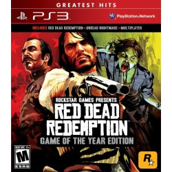 Red Dead Redemption + Undead Nightmare Ps3 Digital