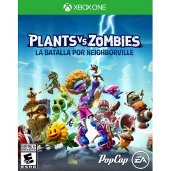 Plants Vs Zombies Garden Warfare Xbox One Original Cdkey