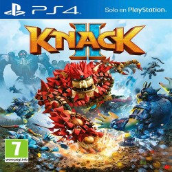 Knack Ps4 Digital