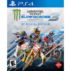 Mx Vs Atv Supercross Encore Ps4 Digital Psn Store