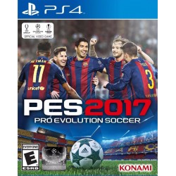 Pro Evolution Soccer 2017 Pes 17 Ps4 Digital