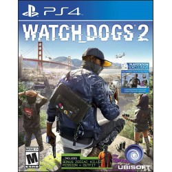 Watch Dogs 2 Ps4 Digital