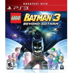 Lego Batman 3 Beyond Gotham Ps3 Digital