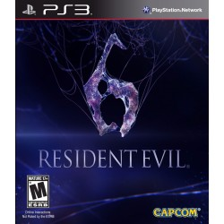 Resident Evil 6 Ps3 Digital
