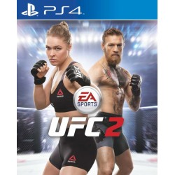 Ea Sports Ufc 2 Ps4 Digital
