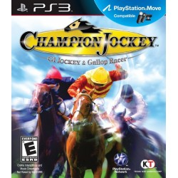 G1 Jockey And Gallop Racer Caballos Ps3 Digital