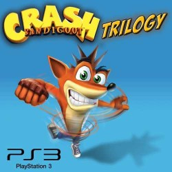 Crash Bandicoot Trilogy Warped Ps3