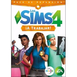 Los Sims 4 A Trabajar The Pc Original Origin