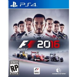 F1 2016 Formula Uno 16 Ps4 Digital