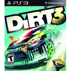 Dirt 3 Rally Ps3 Digital