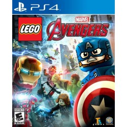 Lego Marvel Avengers Ps4 Digital