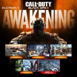 Call Of Duty Black Ops Ill 3 Awakening Ps3 Digital