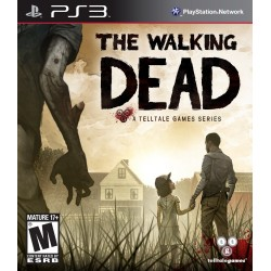 The Walking Dead Complete First Season Ps3 Digital