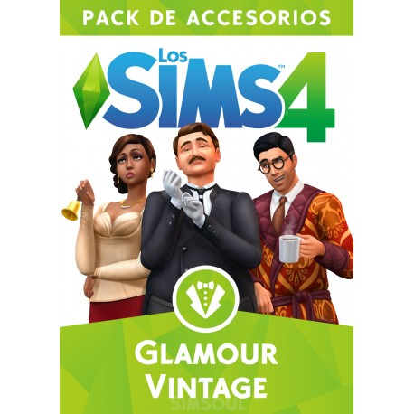 Los Sims 4 Glamour Vintage