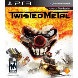 Twisted Metal Ps3 Digital