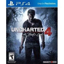 Uncharted 4 A Thief's End Ps4 Digital