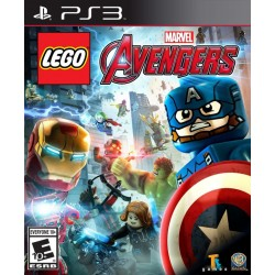 Lego Marvel Avengers Ps3 Digital