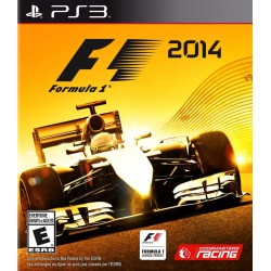 Formula 1 2014 F1 Uno 14 Ps3 Psn Digital