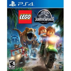 Lego Jurassic World Ps4 Digital