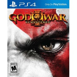 God Of War 3 Remastered Ps4 Digital
