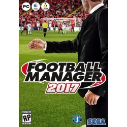 Football Manager 2017 Pc Original Steam Gift