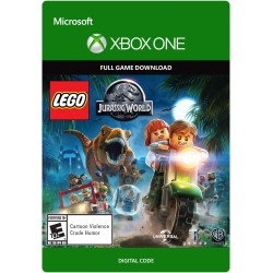 Lego Jurassic World Xbox One Cdkey Codigo Original