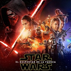 Star Wars El Despertar De La Fuerza Subtitulada HD Digital 48hs