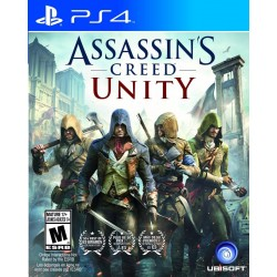 Assassin's Creed Unity Ps4 Digital