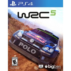 Wrc 5 Ps4 Digital