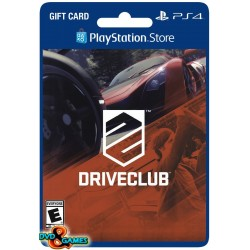 Driveclub Drive Club Ps4 Digital