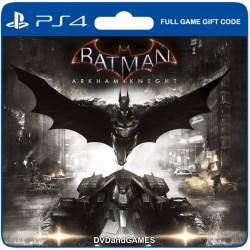 Batman Arkham Knight Ps4 Digital