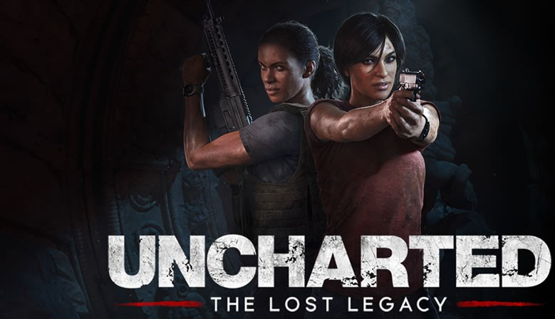 Uncharted The Lost Legacy !!